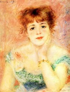 portret zhanny samari