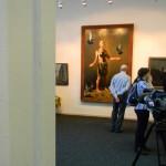 Выставка молодых художников в Ярославле