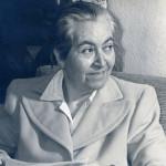 Чилийская поэтесса — Габриэла Мистраль