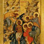 Крещение и день памяти Николая Рубцова