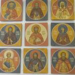художники Золотого Кольца России