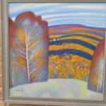 Выставка картин Альберта Шилова «Бабочки на палитре»