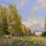 И снова в залах Союза художников в Ярославле две новых выставки