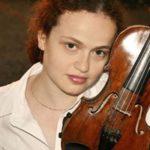 Московская скрипачка Елена Корженевич — в Ярославле