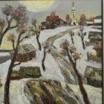 Весенняя Областная выставка художников Ярославской области