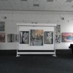 В Ярославле — выставка «Диалог»и  выставка «Ликующий мир красок»