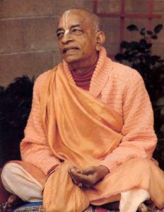 Его Божественной Милости А.Ч. Бхактиведанта Свами Прабхупада
